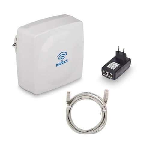 Kroks Rt-Ubx sHw с USB модемом Huawei E3372, встроенный в антенну (арт. 1722)