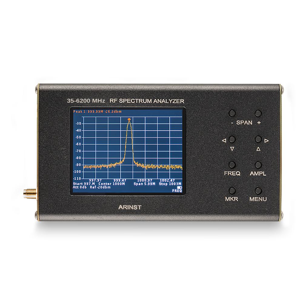 Портативный анализатор спектра Arinst SSA Lite R2