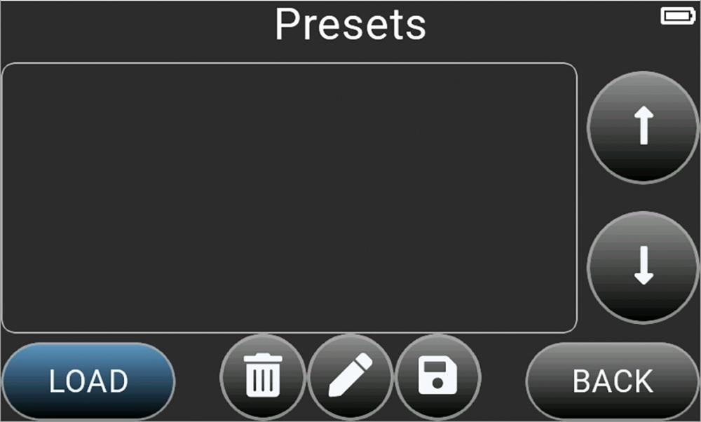 Экранный интерфейс 8