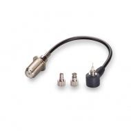 Универсальный пигтейл (кабельная сборка) CRC9, TS9-F(female)